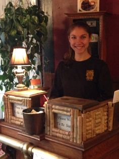 Always a smiling face to welcome you! Hope to see you soon.