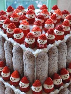 16 パティシエ本澤 聡 a tale of cake16「イチゴのヒミツ」にっこり癒やしのスマイルイチゴ http://www.anniversary-web.co.jp/