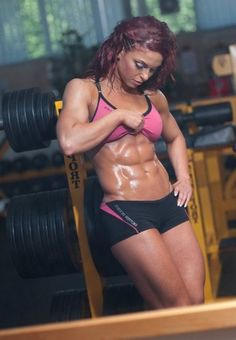 Motivation or discouraging??? I will never.... ever look like this...... UGH!!
