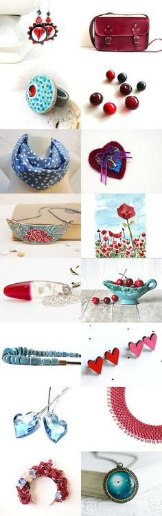 Spring ♥ 103 by Andrea on Etsy--Pinned with TreasuryPin.com