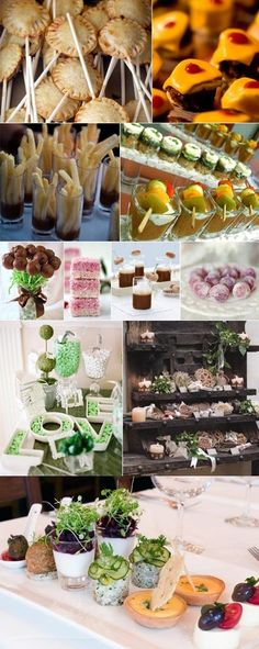 Wedding Food | Get More Inspiration at www.indyweddingideas.com It's all in the details. #Indyweddingidea #food #event