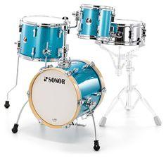 Sonor Martini Set Turquoise Sparkle #Thomann