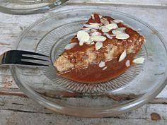 Vöröskaktusz diétázik: Marcipános zabtorta csokiöntettel