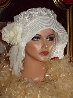HOLIDAY CHURCH HATS - Google Search