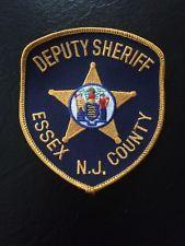 Essex County, NJ Deputy Sheriff Patch