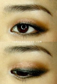 From Head To Toe: Everyday Monolid Makeup Tutorial