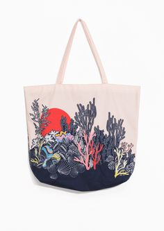& Other Stories | Ocean Floor Tote