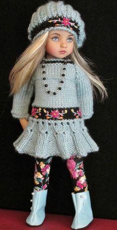 Суперские идеи для кукольной одежды