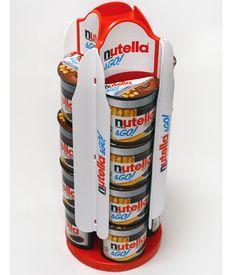 Nutella Counter Display