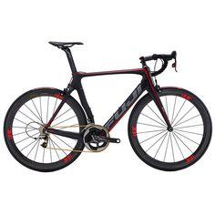 2015 Fuji Transonic Aero Road Bike Unveiled, Blends Feedback from Wind Tunnel, Riders & Mechanics - Bikerumor Mountain Bike Shoes, Mountain Bicycle, Mountain Biking, Road Cycling, Cycling Bikes, Cycling Equipment, Fuji Bikes, Bicycle Race, Racing Bike