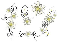 Top 100 Nailtattoos Edelweiss Tattoo Tattoos In Lists For Pinterest