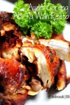 Ayam goreng Tak Wan.