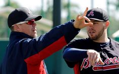 Chipper's new role as coach