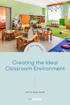 It's never too early to start thinking about your classroom for the next school year! Here are some fun ways to create a classroom environment that's ideal for learning. Classroom Environment, A Classroom, Christian School, Some Fun, Teacher, Make It Yourself, Learning, Create, Professor