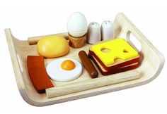 wooden breakfast