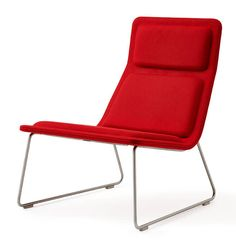 Low Pad | Lounge Chair | Haworth Collection