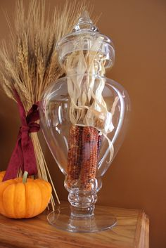 Happy Canadian Home: Fall Mantel