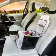 Portable 12V Cooler Warmer Car Fridge Travel Refrigerator Electric Truck Freezer #Wagan