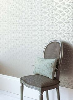 Hemsut | Geometrical wallpaper | Wallpaper patterns | Wallpaper from the 70s