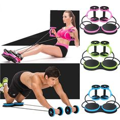 (59.80$)  Buy here - http://airuh.worlditems.win/all/product.php?id=32695480686 - Abdominal Wheel Trainer Ab Roller Wriggled Plate Waist Twisting Bodytwister Arm Leg Multi-functional Fitness Equipment Exercise