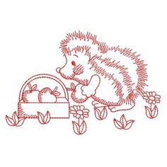 www.secretsof.com image.pcgi?image=embroiderytips acepoints3 designs redworkadorablehedgehog 001.jpg