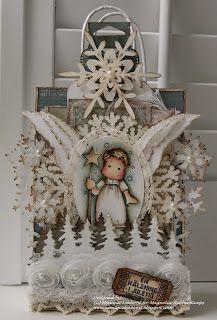 Edwins Merry Little Christmas! - Monique Lokhorst Designs