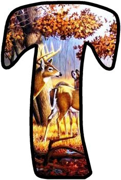 Alphabet And Numbers, Fence, Deer, How To Look Better, Life, Art, Alphabet, Woodland Creatures, Art Background
