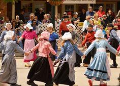 Bailes tradicionales de Holanda - http://www.absolutviajes.com/bailes-tradicionales-de-holanda/