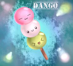 Dango!! by ushiokazaki.deviantart.com on @DeviantArt