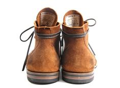 NIGEL CABOURN X VIBERG - S/S 2012 - SERVICE BOOTS • Guillotine