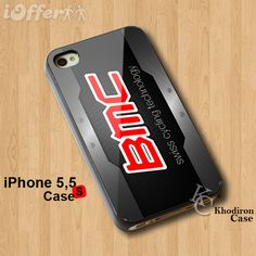 BMC Bike Metal Logo iPhone 5 or 5S Case
