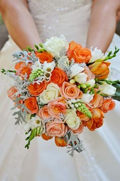 My wedding bouquet! Breathtaking.