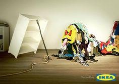 IKEA, 'Clothesbeast' - DDB Germany, Dusseldorf, Germany [1600x1131]