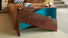 One Board Project-Wooden Bench or Table from Lowes