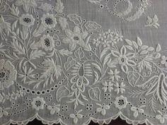 Italian Needlework: Fine Italian Whitework