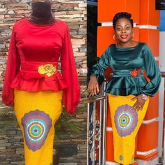 We design to fit every occasion. Available with or without the stones on it at different prices Outfit WhatsApp on… Latest African Fashion Dresses, African Print Dresses, African Print Fashion, Africa Fashion, African Dress, African Attire, African Wear, African Women, Ankara Peplum Tops
