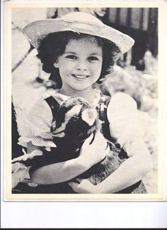 Child Actress Shirley Temple