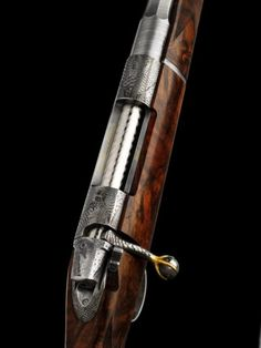 The VO Falcon, at a price of $820.000, the most expensive hunting rifle ever to be produced.