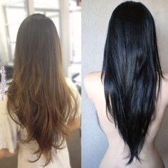 V Haircut For Long Hair Hair Cuts In 2019 Pinterest Hair Hair