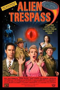 Alien Trespass 2009