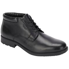 Buy Rockport Essent Detail Waterproof Chukka Boots Online at johnlewis.com