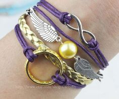 Angel Wings Wing Pearl The Lord of the Rings Owl Brown by Carlydiy, $3.99