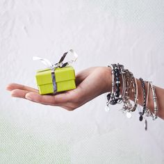 Alex and Ani bangles are a positively perfect present.