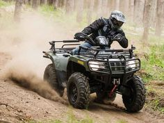 New 2016 Arctic Cat 500 ATVs For Sale in Missouri. 2016 Arctic Cat 500, 2016 Arctic Cat® 500 Features May Include: 500 H1 4-Stroke with EFI The 500 is an industry favorite for a reason. The 443cc, SOHC, liquid-cooled single-cylinder engine delivers smooth, consistent acceleration. Electronic fuel injection enables a wide torque curve and effortless power delivery by constantly tuning the engine for any temperature, elevation and humidity changes. Ride-In Suspension This mid-sized machine…