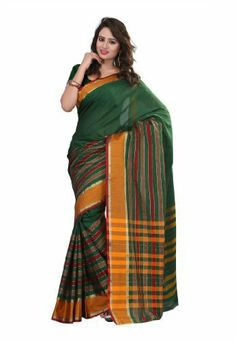 Fabdeal Indian Designer Green Cotton Plain Saree Fabdeal Inc, http://www.amazon.fr/dp/B00IL75H4I/ref=cm_sw_r_pi_dp_PUqotb1KRMAVB