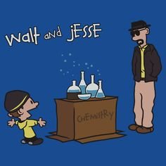 Walt  Jesse by Baznet t-shirt, hoodie, sticker