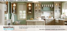 "Ox Hill in ""Purestyle Ocean Floor"" by Martha Stewart Living - I like this beige/grey color!"