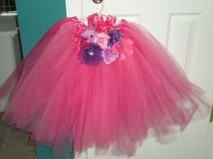 fairy dress tutorial with links to other tutorials and tips