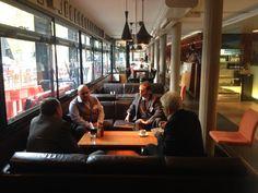 Networking @ Nottingham Playhouse - October 2014