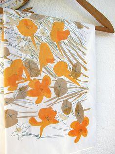 orange...Vera Neumann